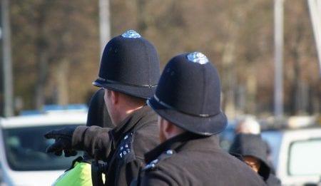 police with spy cameras in uk