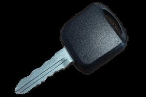 Car Key voice recorder