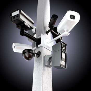 Multiple Spy Cameras