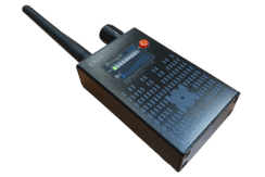Bug Frequency Detector