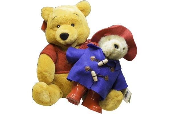 cuddly toy surveillance devices