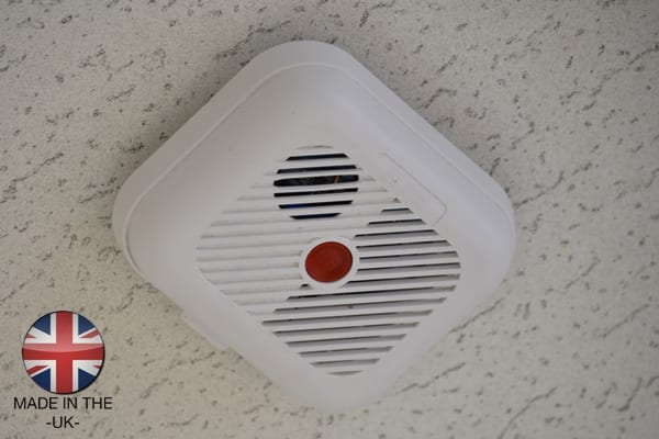smoke alarm hidden cameras