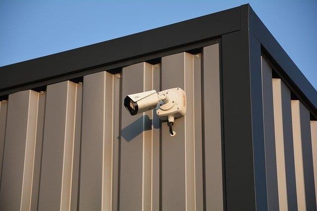 CCTV cameras ourside