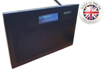 DAB Radio Cam