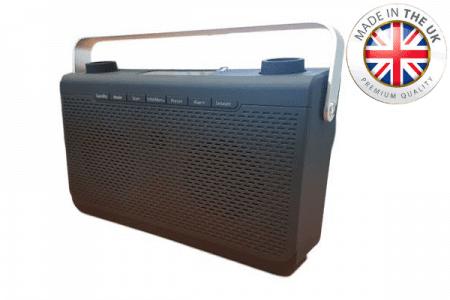 DAB Radio WiFi Cam