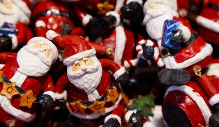 Christmas shopping theft