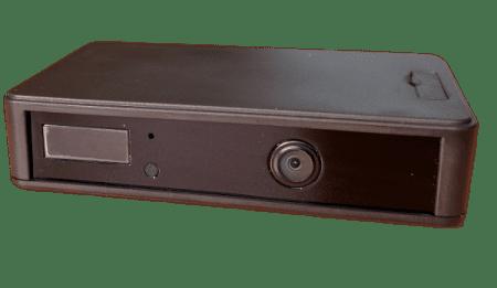 black box spy camera