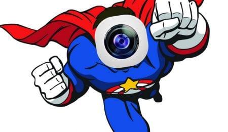 Spy cameras save the day