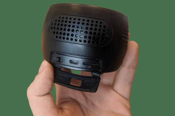 make a iphone to a spy speake