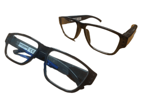 body worn camera glasses