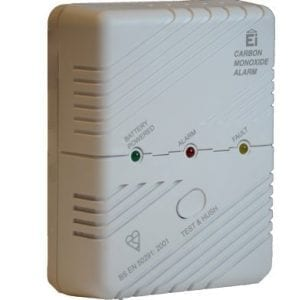 Carbon Monoxide Alarm Recorder