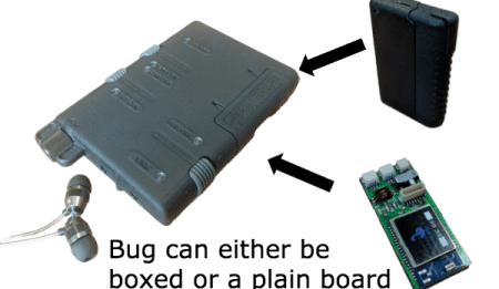 uhf replacement bug