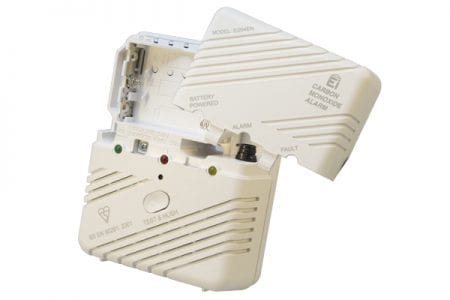 Carbon Monoxide Camera