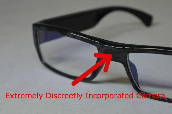 5f49401cdd Spy Glasses Camera   DVR