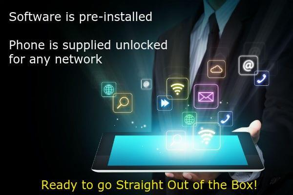 pre installed spy phone uk