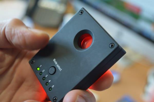 Protect 1206i Spy Camera Detector Listening GPS trackers ... |Spy Camera Finder