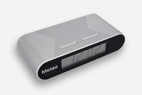 Spy Clock Camera System