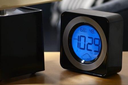 Clock Audio Spy