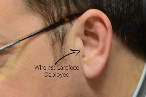 eb7d46e1616 Bluetooth Covert Earpiece | Secure Communications - Spy Equipment UK