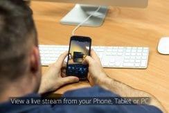 live feed camera