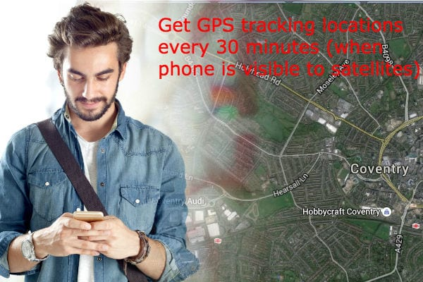 phone gps tracking