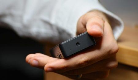 Portable Spy Camera take action